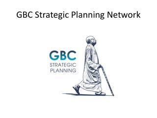 GBC Strategic Planning Network
