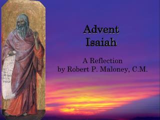Advent Isaiah