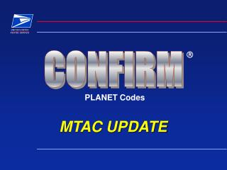 PLANET Codes