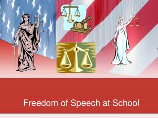 Freedom of Speech at School