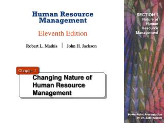 Human Resource Management Eleventh Edition