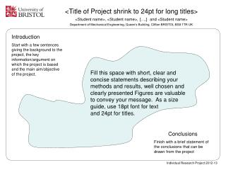 <Title of Project shrink to 24pt for long titles>