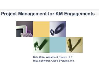 Project Management for KM Engagements