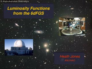Luminosity Functions from the 6dFGS
