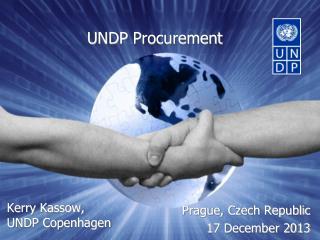 UNDP  Procurement