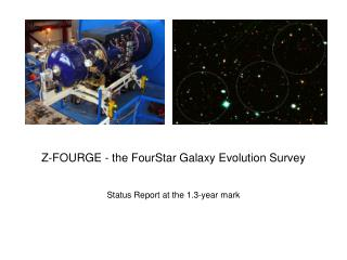 Z-FOURGE - the FourStar Galaxy Evolution Survey