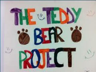 """Teddy Bear"" Project"