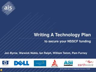 Writing A Technology Plan