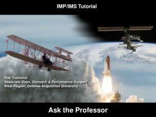 IMP/IMS Tutorial