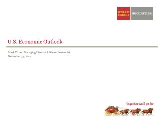 U.S. Economic Outlook