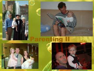 Parenting II