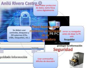 Pasos básicos para  mantener el software  de la  computadora