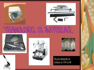 RUS BIANCA clasa a VII-a B