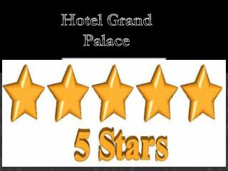 Hotel  Grand Palace
