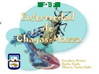 Enfermedad  de  Chagas -Mazza