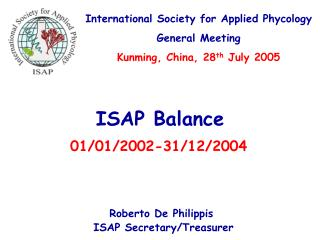 ISAP Balance