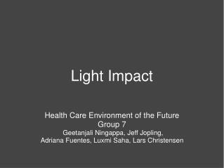 Light Impact