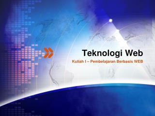 Teknologi Web