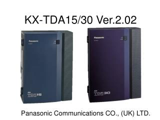 Panasonic Communications CO., (UK) LTD.