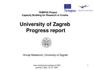 Hrvoje Mataković, University of Zagreb
