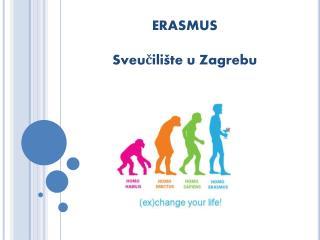 ERASMUS Sveučilište u Zagrebu