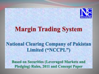 Margin Trading System- MTS