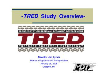 - TRED   Study  Overview-