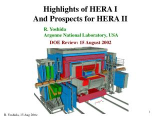 Highlights of HERA I  And Prospects for HERA II