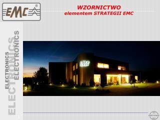 WZORNICTWO  elementem STRATEGII EMC