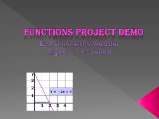 Functions project demo