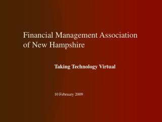 Financial Management Association of New Hampshire