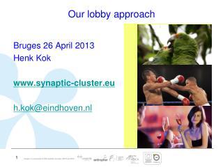 Our lobby approach