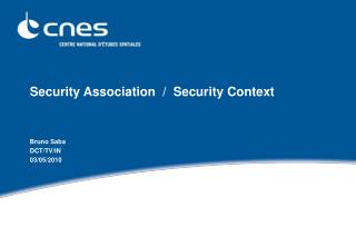 Security Association  /  Security Context