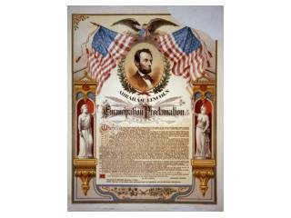 The Gettysburg Address - 1863