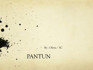 PANTUN