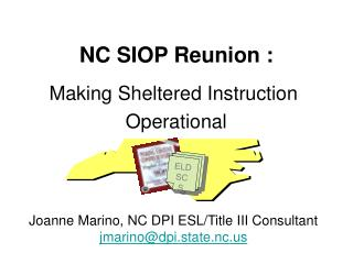 NC SIOP Reunion :