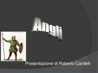 Presentazione di Roberto Cardelli