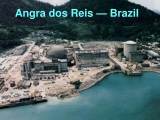 Angra dos Reis  —  Brazil