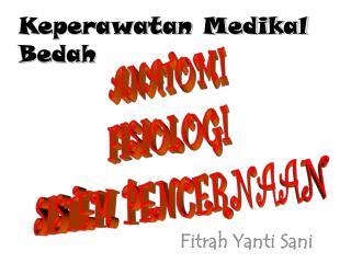 Fitrah Yanti Sani