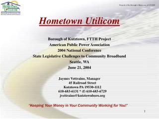 Hometown Utilicom
