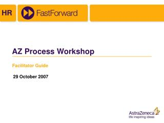 AZ Process Workshop
