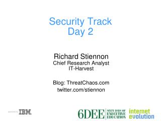 Security Track Day 2