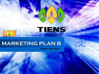 MARKETING PLAN B