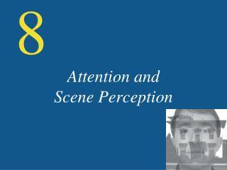 Attention and Scene Perception