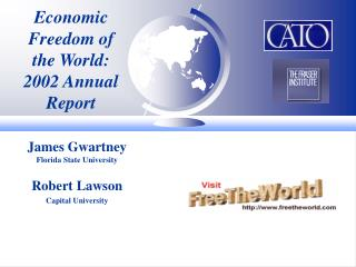 Economic Freedom of the World: 2002 Annual Report