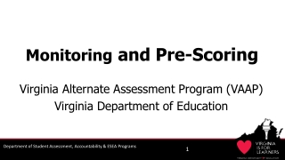 Coordinator s and Principal s Guide to Measures of Academic Progress MAP