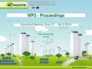 WP3 - Proceedings
