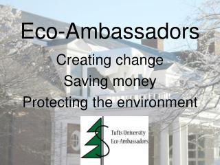 Eco-Ambassadors