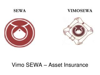 Vimo SEWA – Asset Insurance