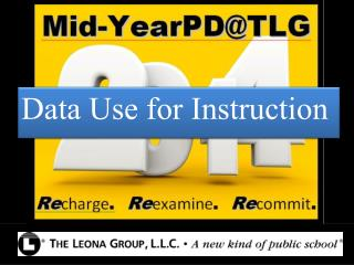 Data Use for Instruction